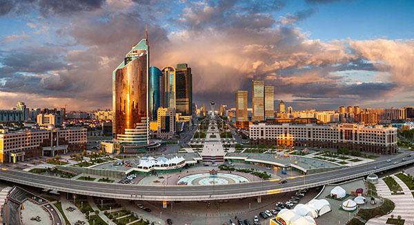 哈萨克斯坦游学