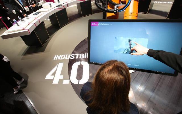 德国工业4.0标杆企业参访